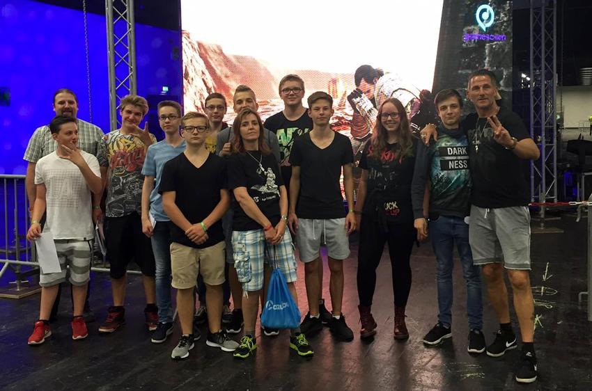 Die Cantina-Band der Gamescom 2016